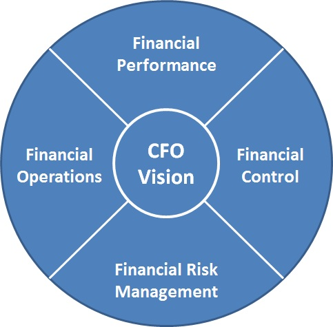 The job description of a CFO (Chief Financial Officer)