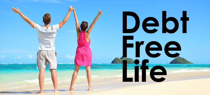 Kick Debt to the Curb and Get a New Debt Free Life