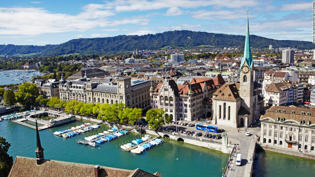 Business Leaders - Switzerland