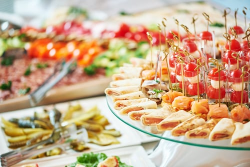 Ingredients For Starting A Catering Business