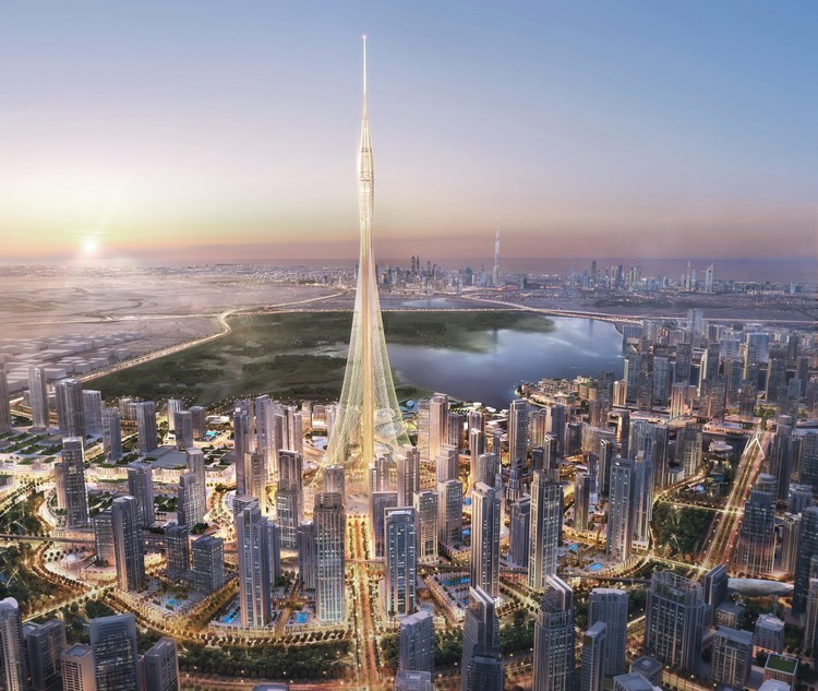 Dubai As A Business Center