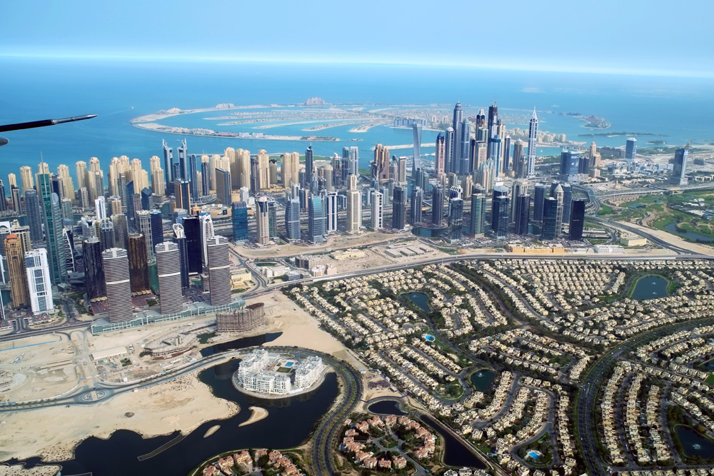 Dubai - The Commercial Point Which Every Businessman Aspires For