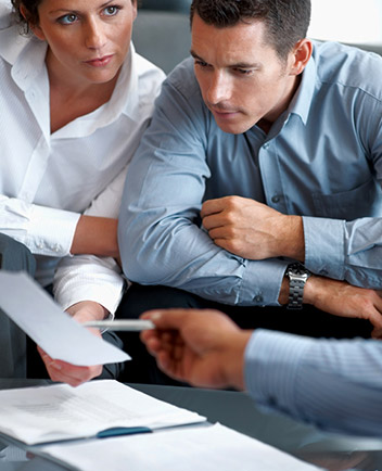 Finding Financial Consultants