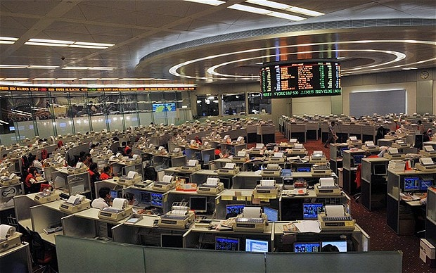Introduction: Hong Kong Stock Exchange