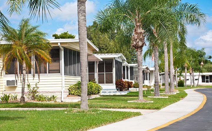 Getting A Mobile Home Mortgage