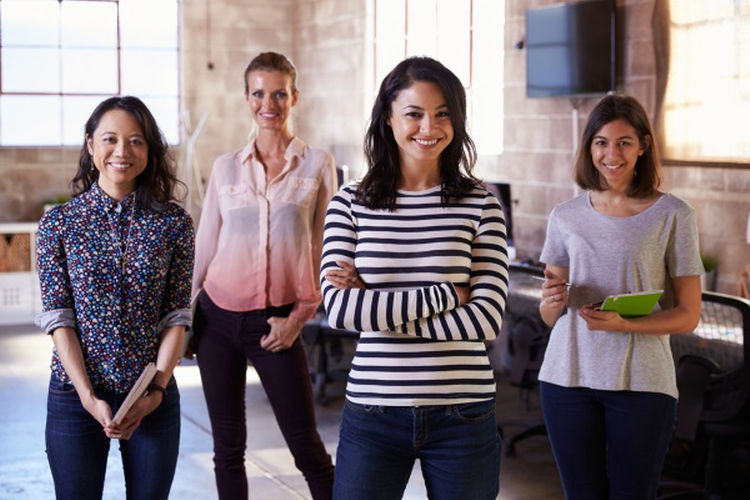 Why we believe women are the future of business