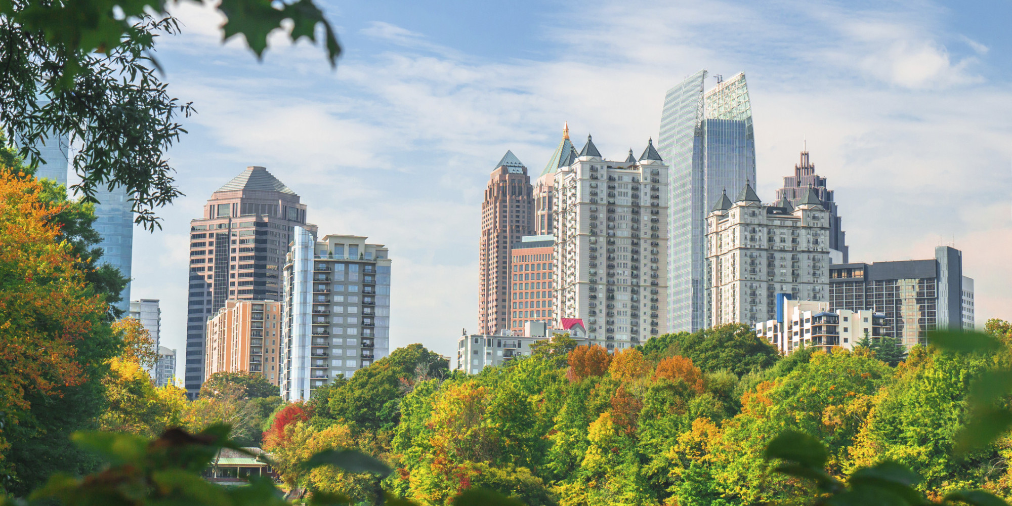 Booming Atlanta Creates Fabulous Real Estate Oportunities